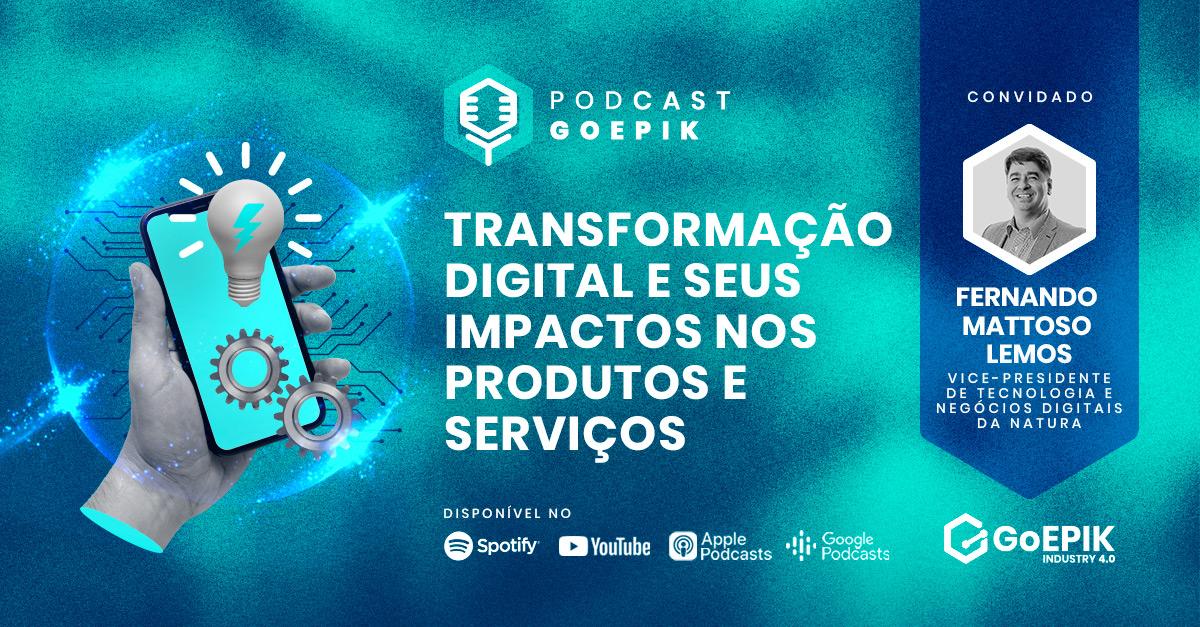 Os Impactos da Transformação Digital e Indústria 4.0