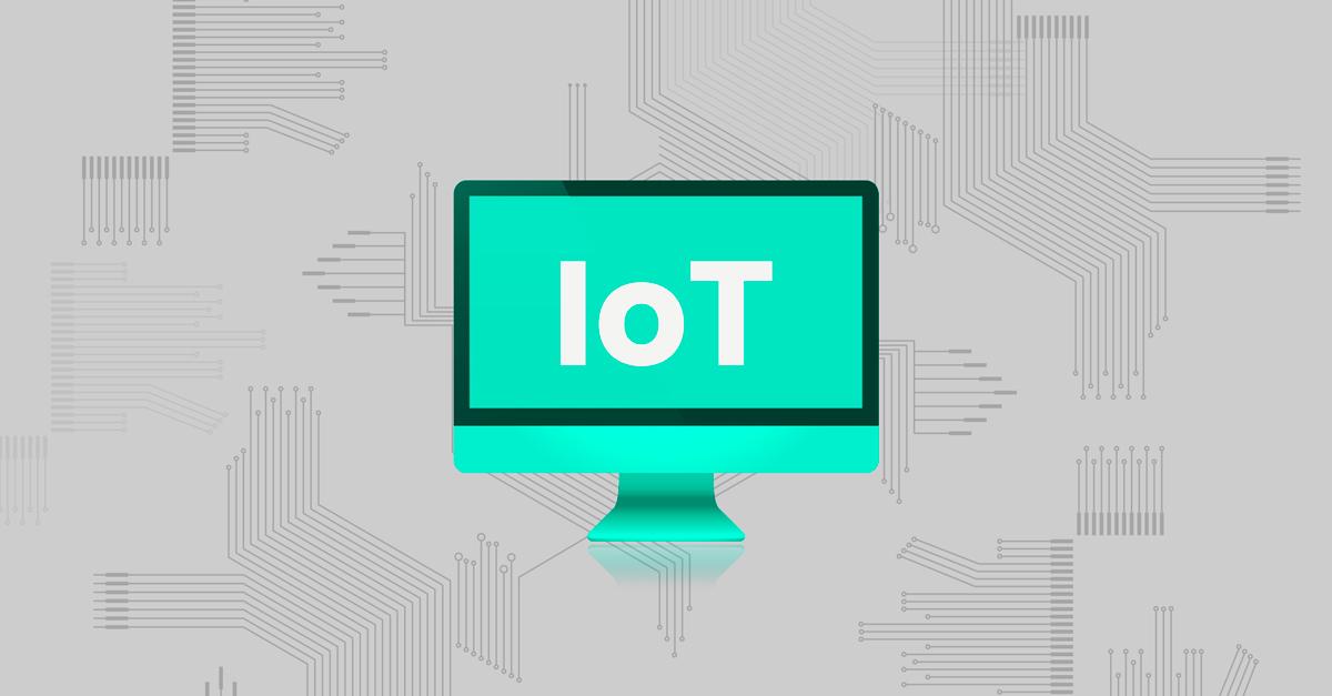 O índice de uso de IoT nas empresas brasileiras