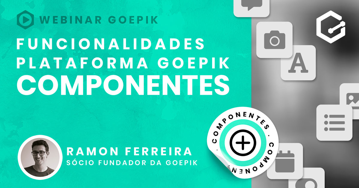 Funcionalidades Plataforma GoEPIK: Componentes