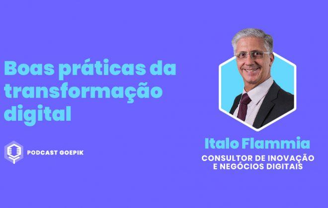 Podcast GoEPIK - Italo Flammia