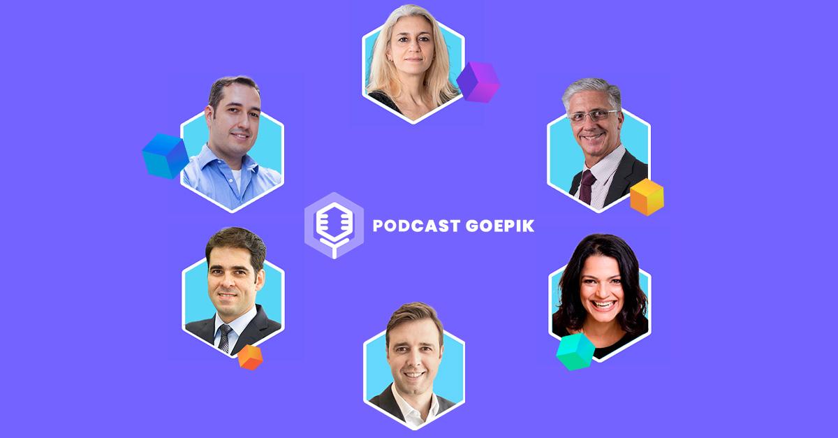 Podcast GoEPIK - Cultura, Transformação Digital